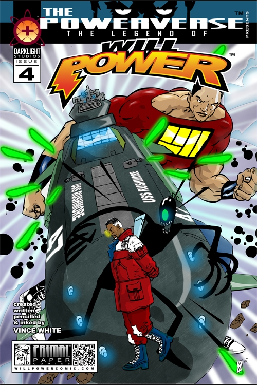 The Legend Of Will Power #4