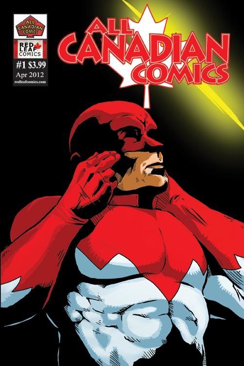 All Canadian Comics #1