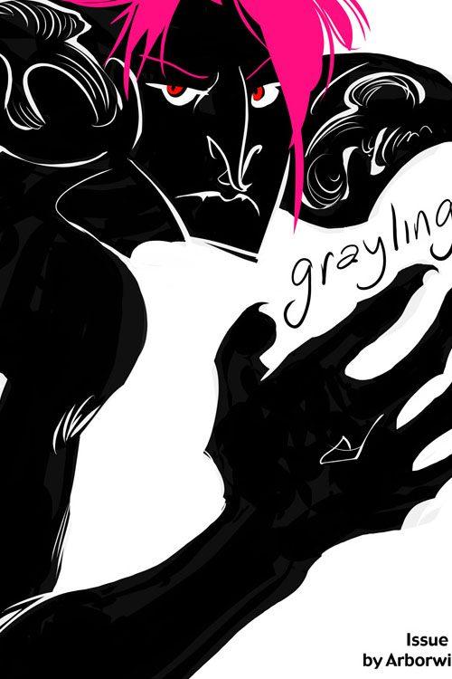 Grayling #3