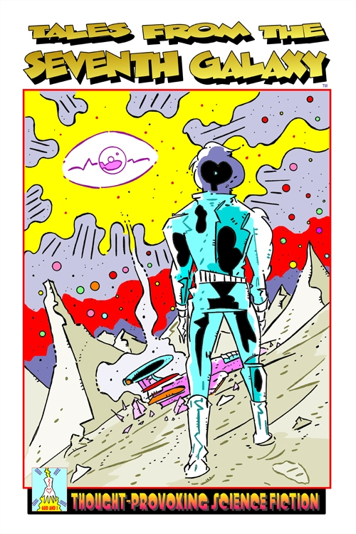 Tales From The Seventh Galaxy #7