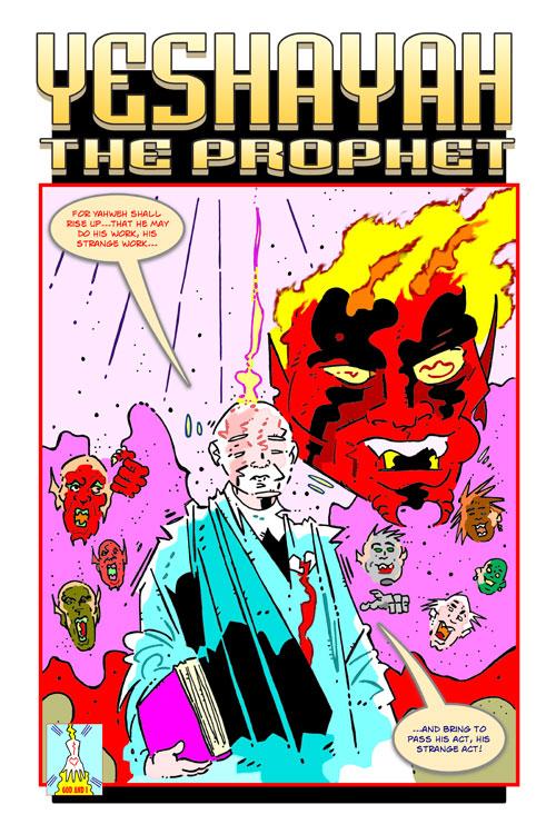 Yeshayah The Prophet