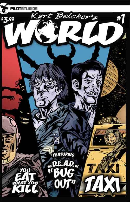 Kurt Belcher's World #1
