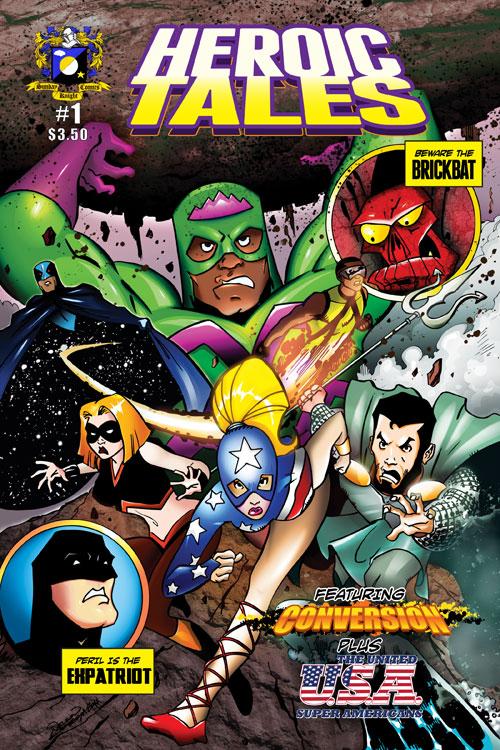 Heroic Tales #1