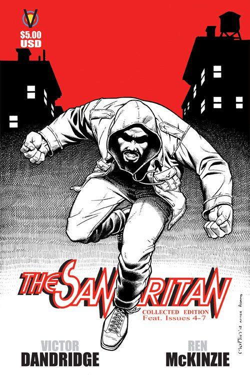The Samaritan Collected #2
