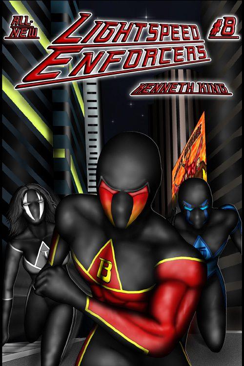 Lightspeed Enforcers #8