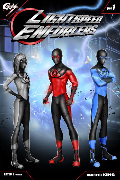 Lightspeed Enforcers Vol.1
