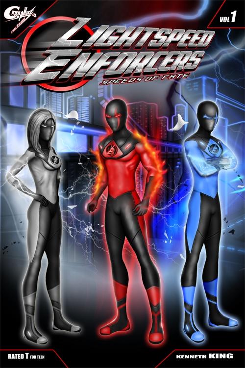 Lightspeed Enforcers: Speeds Of Fate Vol. 1