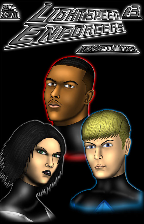 Lightspeed Enforcers #3